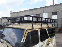 Багажник Басмач на УАЗ Хантер