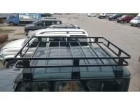 Багажник на УАЗ Хантер Зубр усиленный  (6 опор)