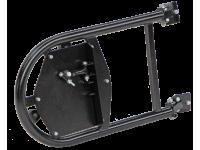 Кронштейн (калитка) запасного колеса  Уникар на УАЗ-3163 Патриот