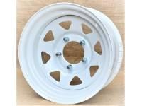 Диск колесный Р16 УАЗ Magnum MG85 5*139.7 16*8 D110.5 ET-19 белый