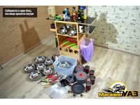 Походная кухня Compact v1 Столешница