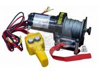 Лебедка электрическая 12V Electric Winch 2000lbs / 907 кг 2631
