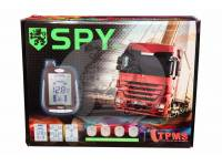 Датчик контроля давления и температуры в шинах (внешние датчики 10 шт) для грузовиков