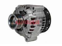 Генератор 14 В (110 А) ГАЗ с дв. ЗМЗ 405, 406 (широкий шкив) Прамо