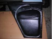 Обивка дверей УАЗ-469 Хантер  АБС