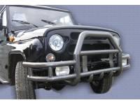 Бампер передний силовой на УАЗ 469 Тайга