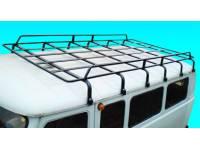 Багажник на УАЗ 452 удлиненный усиленный (12 опор)